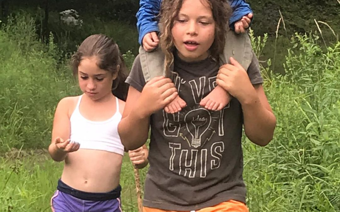 Valley Teva Camp -July 13 – 16,   Ages 6-10 years old