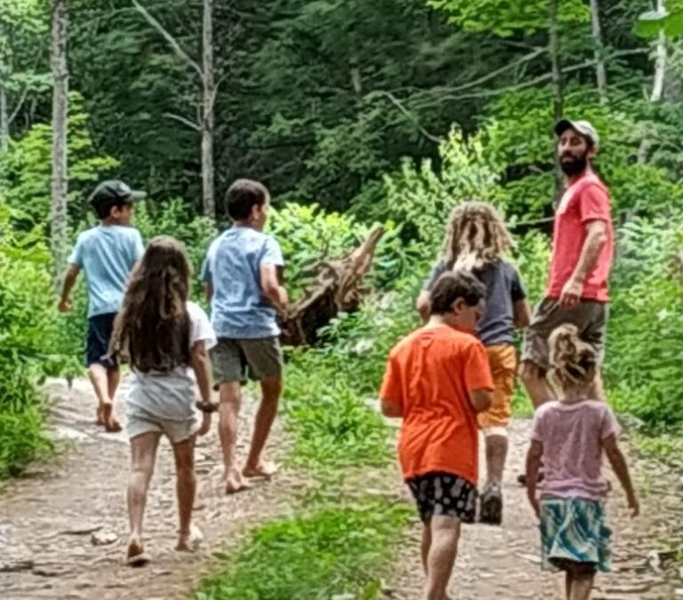 Farm and River Exploration Camp – August 9 – 13; Ages 6-10 years old
