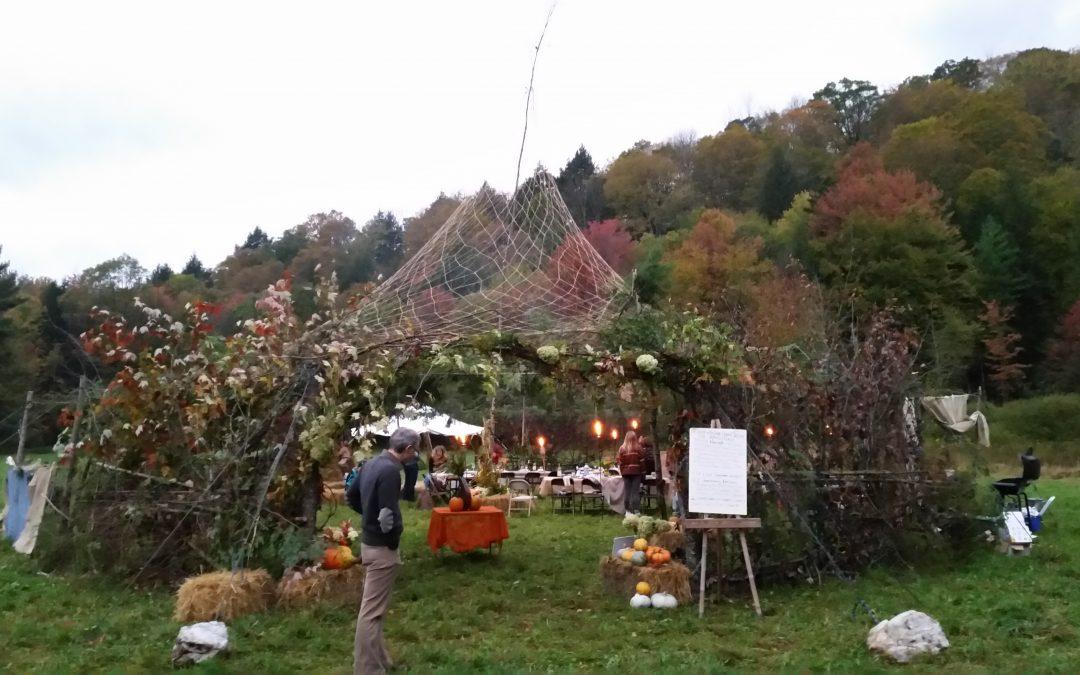 Sukkot on the Farm – September 25 – 26